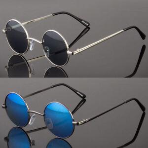 13b5f115c1 Image is loading John-Lennon-style-Sunglasses-Round-Retro-vintage-style-