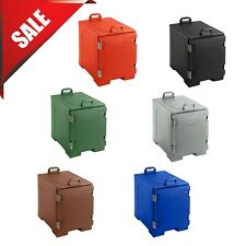 Hot Cold Insulated Food Pan 5 Full Size Carrier Box Catering Chafing Dish Box