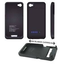 Ultra Slim Custodia con Batteria per iPhone 4 4S da 1900 mAh