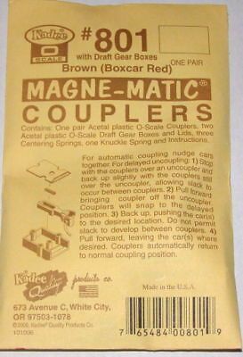 KADEE O SCALE #747 MAGNE-MATIC METAL MEDIUM UNDERSET COUPLERS MAKE OFFERS!!!!!
