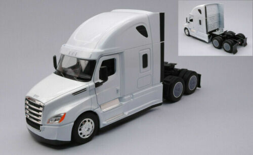 Welly 1:32 camion Freightliner Cascadia blanc 1:32 en metal