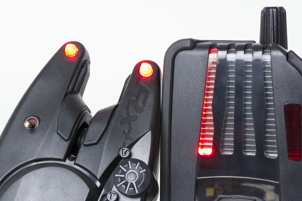 Fox Micro RX RX RX + Alarma Set Nuevo  2, 3 o 4 Varilla Varilla Varilla  4fe713