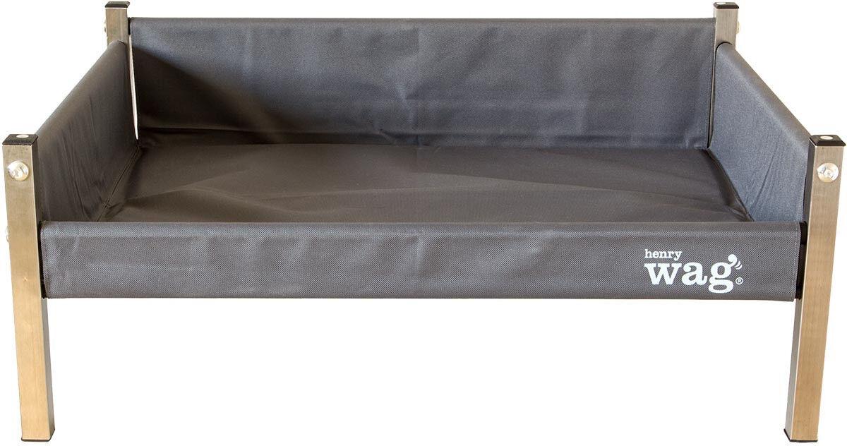 Henry Wag Premium letto per cani, sistema di fissaggio, LAVABILI ANIMALI Letto Divano Cani
