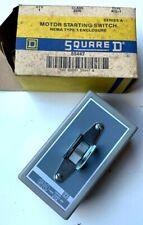 Square D 55447 Motor Starting Switch Class 2510 Type Kg 1 Nema 1 New