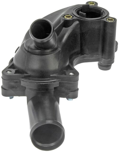 Engine Coolant Thermostat Housing Assembly Dorman fits 05-10 Ford Mustang