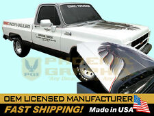 1980 GMC Truck Indianapolis Indy 500 Hauler Fleetside Stepside Decals Stripe Kit