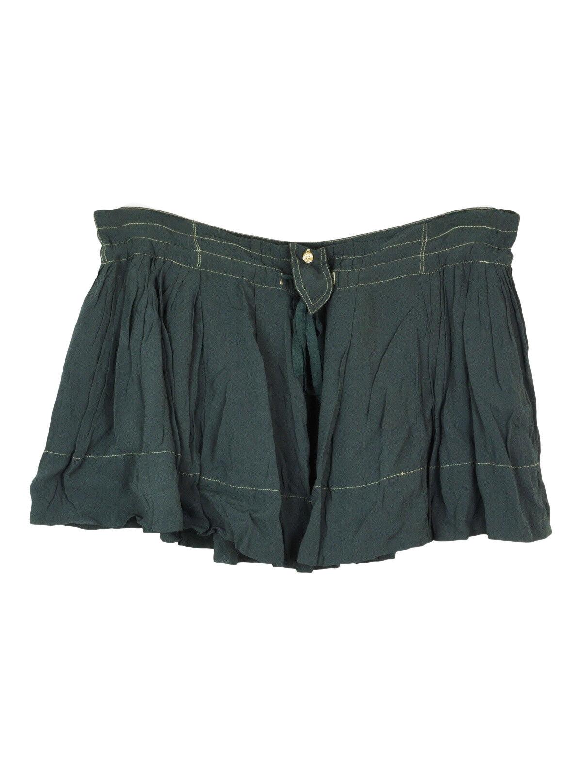 NEW Isabel Marant Etoile green gavin mini skirt
