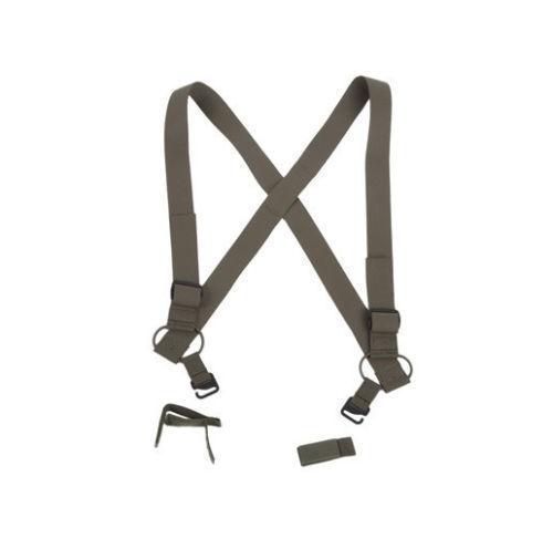 Viking Tactics VTAC Brokos Combat Suspenders - OD Green