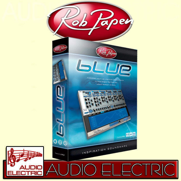 Rob Papen Blau SyntheGrößer Plug In