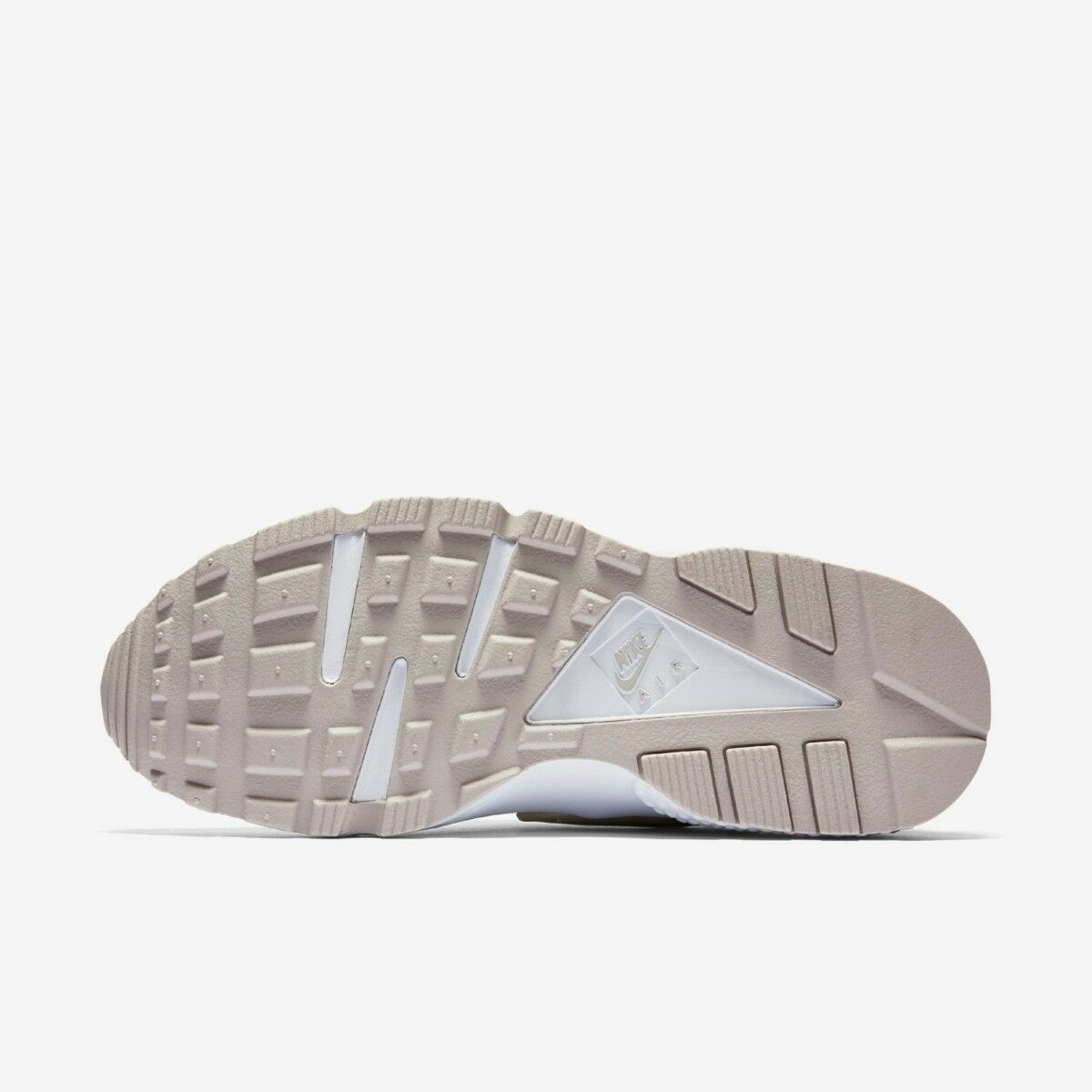 Nike Damen Luft Huarache Run UK Größe 4.5 Phantom Iron hell Iron Phantom Turnschuhe 025af8