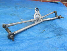 WIPER MOTOR LINKAGE MOTOR TO ARMS from BMW 328 i SE SALOON E46 1999