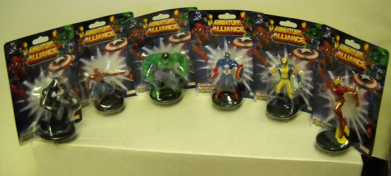 4110 nrfc miniatur - allianz von 6 superhelden   bösewicht miniatur - zahlen