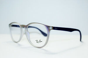 474552511ce BRAND NEW RAY BAN RB 7046 5486 VIOLET AUTHENTIC EYEGLASSES RB7046 51 ...