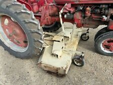 Farmall C Super C 200 230 Ih Tractor Woods L306 Belly Mower Amp Hitch Amp Step Plate