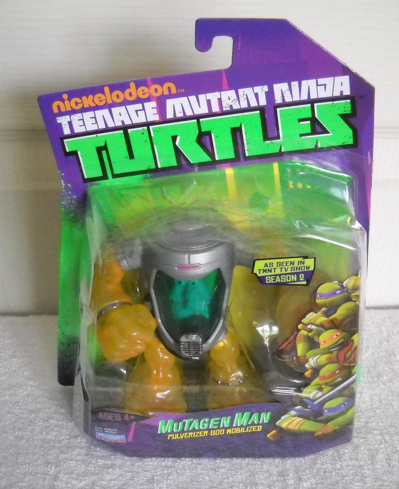 5666 NRFC Playmates Teenage Mutant Ninja Turtles Mutagen Man Figure
