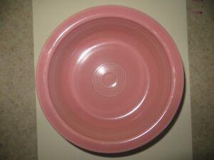 Fiestaware-Fiesta-Rose-8-034-Serving-Bowl-1986-2005