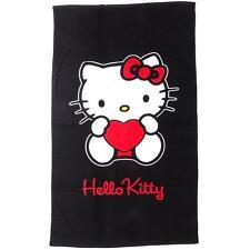 Toalla de baño toalla de playa Culture sud Hello kitty 180 100cm Negro 30355 - N