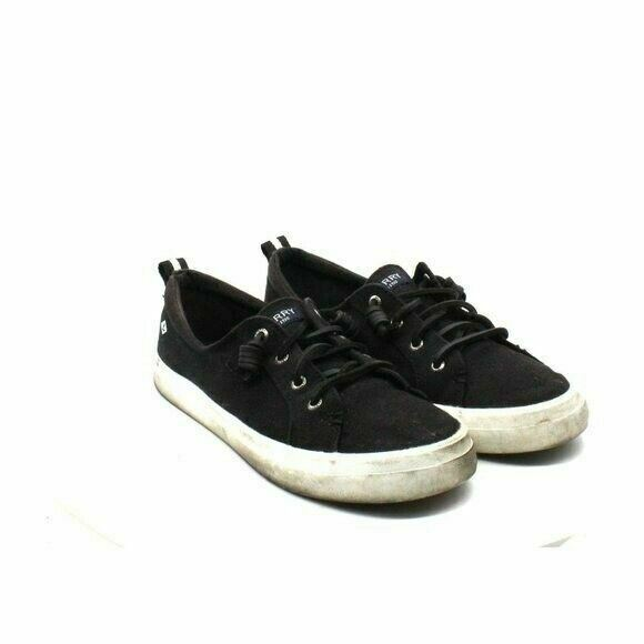 Sperry Women's Crest Vibe Memory-Foam Lace-Up Fash