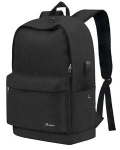 College Laptop Backpack Big Student Travel