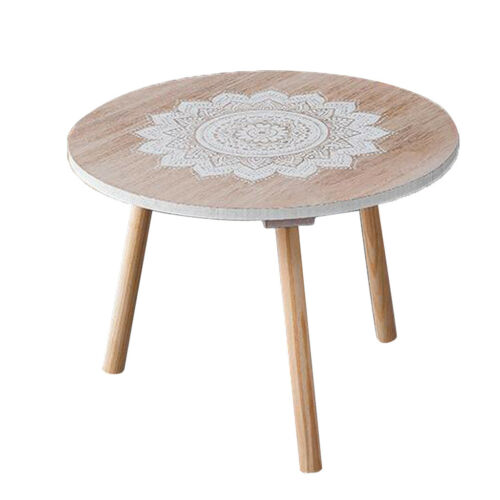 Pastry Wood Cake Stand Pedestal Display Table for Presenting Cake Desserts