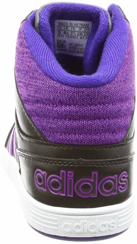 UNISEX SALE PRICE LIMITED STOCK ADIDAS Neo Hoops Mid K Sneaker BB9945