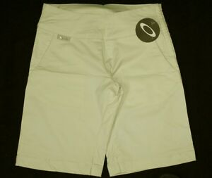 df1c9edc32 Bnwt Women's Authentic Oakley Agenda Stretch Shorts W28