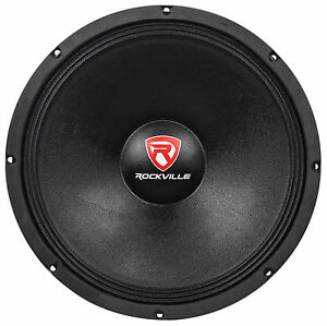 Rockville-RVW1500P8-1500w-15-034-Raw-DJ-Subwoofer-8-Ohm-Sub-Woofer-70OZ-Magnet