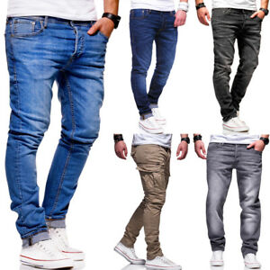JACK-amp-JONES-Herren-Jeans-Hose-versch-Modelle-Slim-Fit-amp-Straight-Fit-Chino-NEU