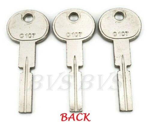 3x BLANK KEY For BMW 3 5 7 E31 E32 E34 E36 318i 325i 525i M5 735i 760i 840i