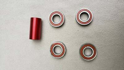 Niner JET 9 Carbon Suspension Pivot Frame Bearing Kit 2012 2013 2014 2015