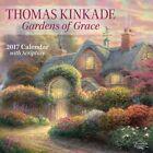 Thomas Kinkade Gardens of Grace 2017 Wall Calendar 9781449476137