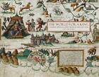 The World for a King: Pierre Desceliers' World Map of 1550 by Chet van Duzer (Hardback, 2015)