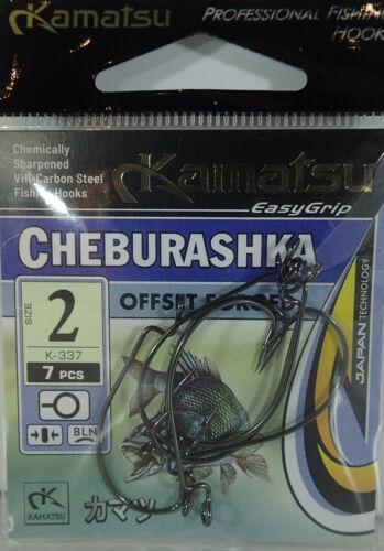 KAMATSU CHEBURASHKA OFFSET FORGED K-337 Hakengröße 2