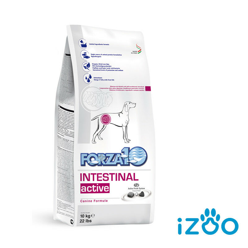 Forza 10 Active Line Intestinal Active 10 kg Per Cane