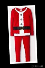 Boys Christmas Santa Claus Red 2-Pc Pajamas Outfit Set Wondershop 18 Months  NWT d6e52427a