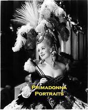 NORMA SHEARER 8X10 Lab Photo B&W SEXY GLAMOUR Portrait 1938 MARIE ANTOINETTE