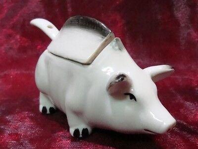 Sonderabschnitt Senftopf Schwein Tierwelt Art Deco Stil Art Nouveau Jugendstil Stil Porzellan En Klar Und Unverwechselbar Welt Der Tiere Haushalt & Küche