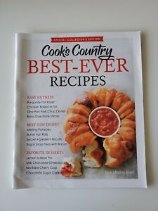 Cook's Country Best-Ever Recipes Special Collector's Edition 2019
