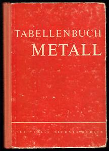Beyrodt-Dr-Gustav-Tabellenbuch-Metall-1963