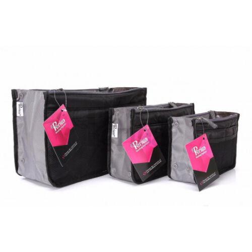 Black Sizes S // M // L BNWT Periea Chelsy Handbag Organiser