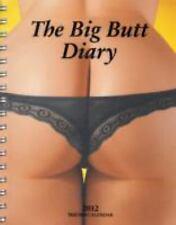 NEW - The Big Butt Diary 2012 Taschen Calendar (Taschen Diaries)