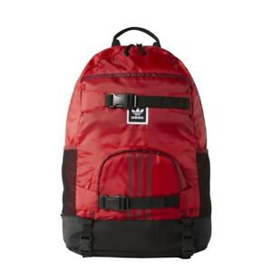 Details zu Backpack adidas Originals GRANITE BAG BR3846 red