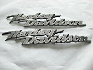 Harley-Davidson-Tankembleme-Tankschilder-Tank-Embleme-62308-06-amp-62309-06