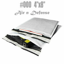 5000 000 4x8 Poly Bubble Padded Envelopes Mailers Shipping Bags Airndefense