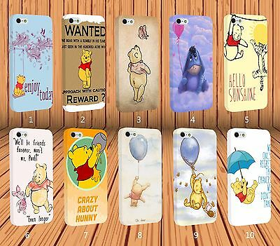 Wrapped Disney Winnie The Pooh for iPhone And Samsung Series Hard Case Cover