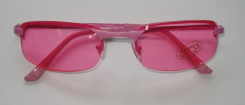 Colourful UV400 Sunglasses sturdy and stylish with soft clear case