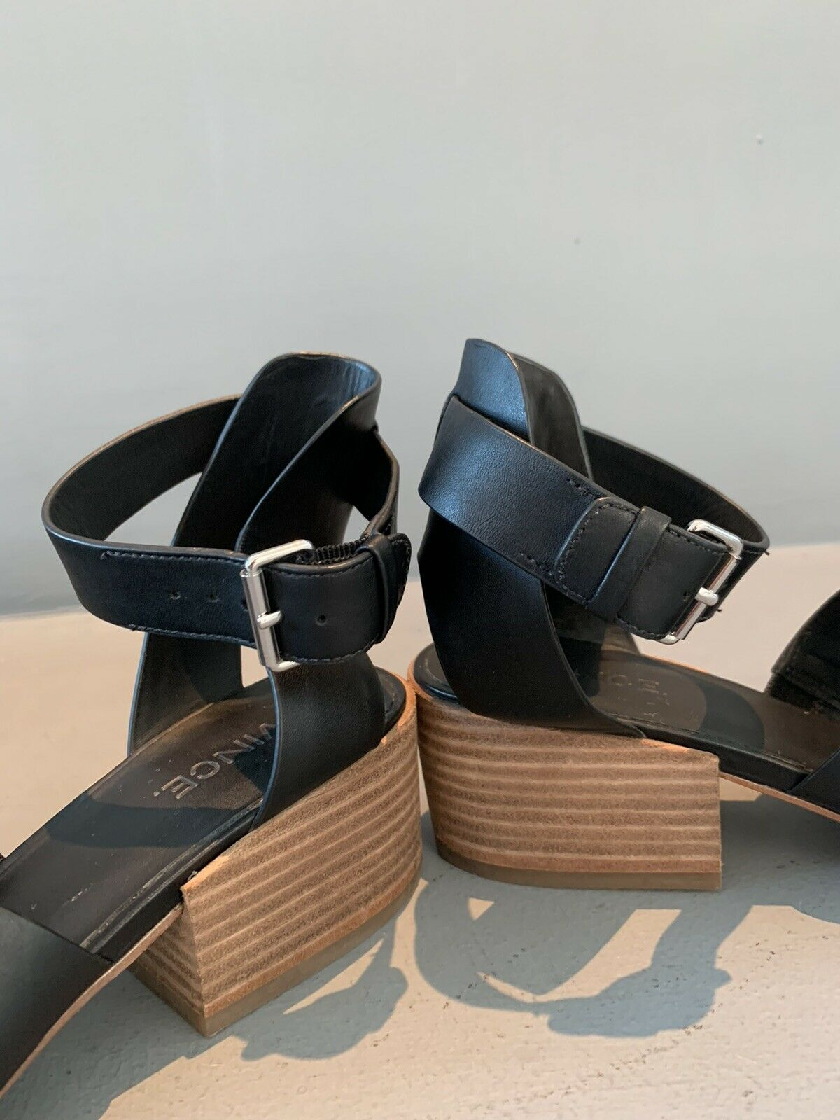 Vince Strappy Sandals - image 11