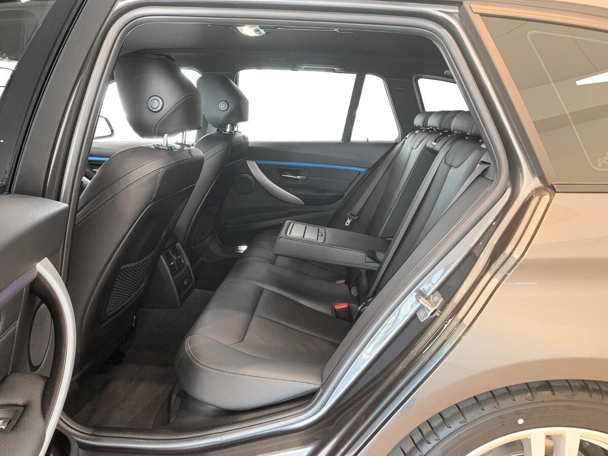 BMW 320d Touring M-Sport aut.