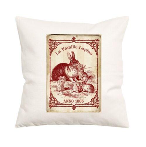 Perchas imagen-Vintage-SHABBY-nostalgia 3228 conejo-pascua-Easter