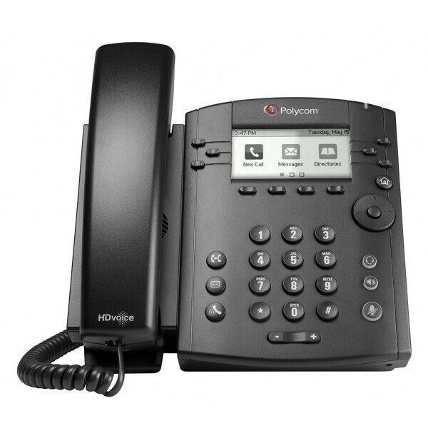 Polycom VVX 300 Business Media Phone 2201-46135-001